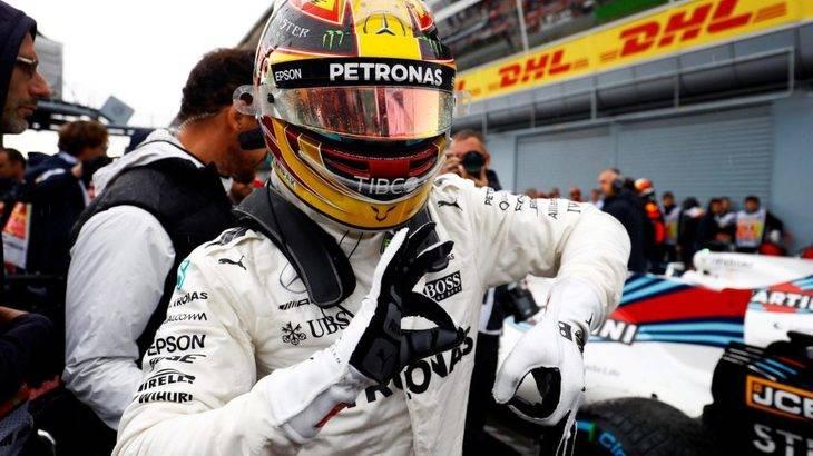 Hamilton, 'Mister pole·, de nuevo el mejor