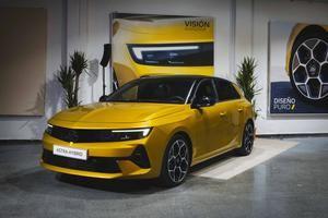 El nuevo Opel Astra se electrifica