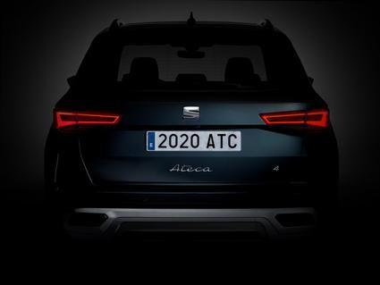 El nuevo SEAT Ateca 2020 se desvelará el próximo 15 de junio