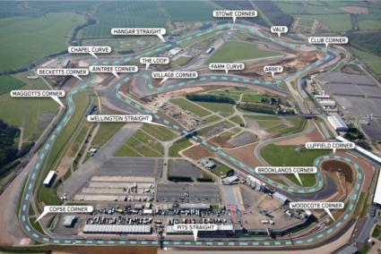 Circuito de Silverstone