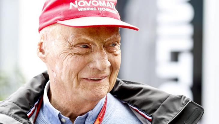 Ha muerto Kiki Lauda, tres veces campeón de la F-1