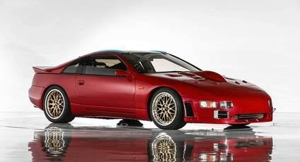 Nissan 300ZX más rápido que un Bugatti