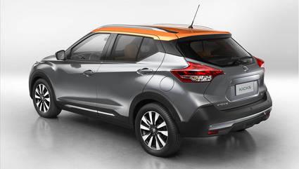Nuevo crossover de Nissan