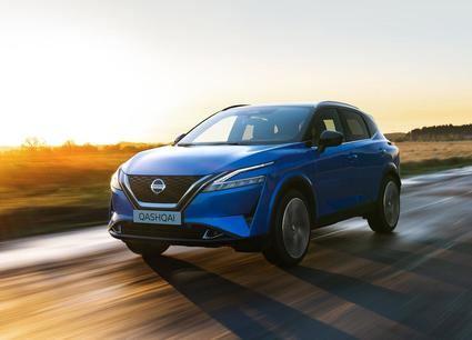 Nuevo Nissan Qashqai más electrificado
