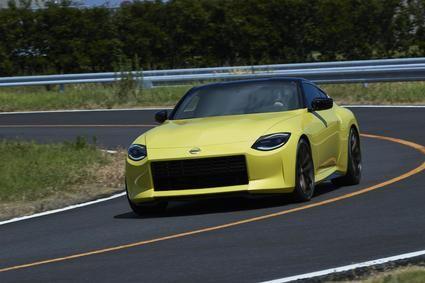 Nissan Z Proto, la nueva generación del Z ya está en camino