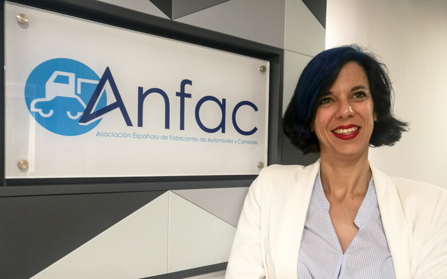 Noemi Navas, nueva directora de comunicación de ANFAC