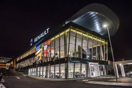 Nueva concesión Renault Retail Group