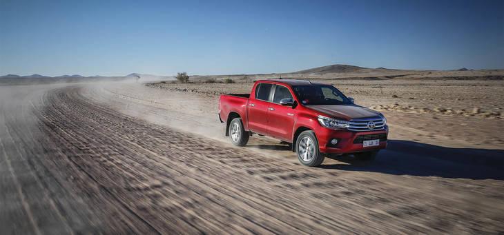 El Toyota Hilux desde 28.542€