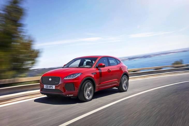 El nuevo Jaguar E-PACE se producirá tanto en Europa como en Asia para satisfacer la demanda global