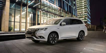 Nuevo Mitsubishi Outlander PHEV