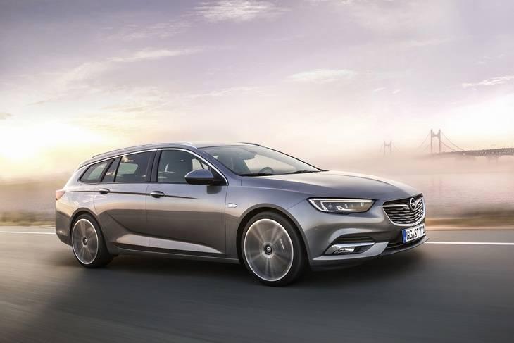 Nuevo Opel Insignia Sports Tourer