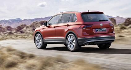 El VW Tiguan llega a España por 29.560€