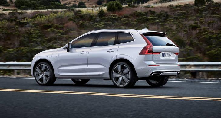 Nuevo Volvo XC60, cargado de nuevas tecnologías
