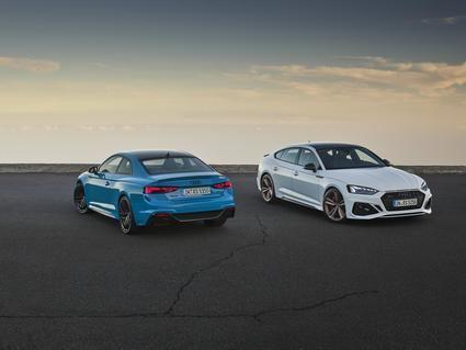 Audi RS 5 Coupé y RS 5 Sportback más deportivos