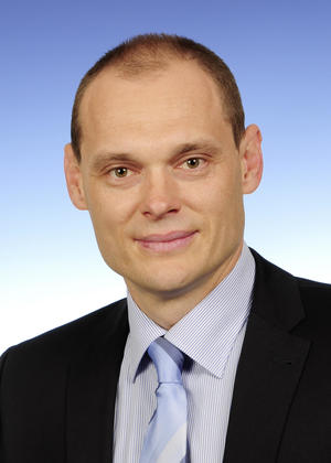 Oliver Draf, responsable de datos en VW