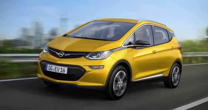 Opel romperá barreras con el nuevo Ampera-e