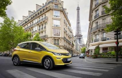 Opel Ampera-e con m�s autonom�a