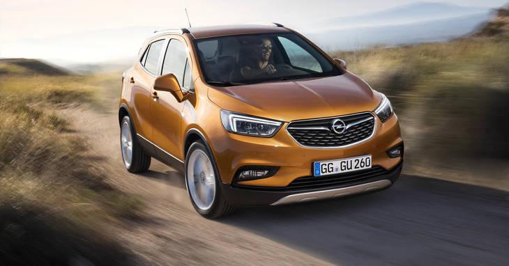 Nuevo Opel Mokka X desde: 17.753 euros
