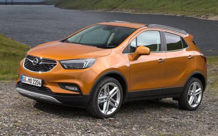 Probamos el Nuevo Opel Mokka X