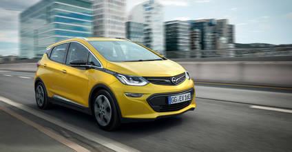 Opel Ampera-E con más de 400 kms de autonomía