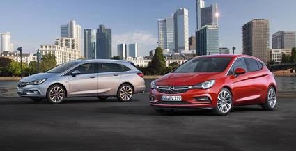 Nuevo estilo y más innovación para el Opel Astra