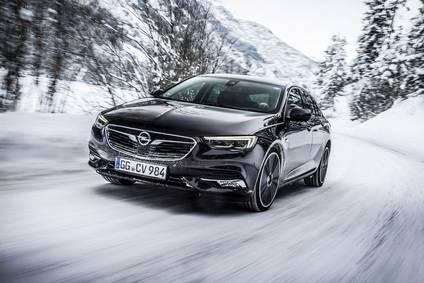 Opel Insignia 4x4