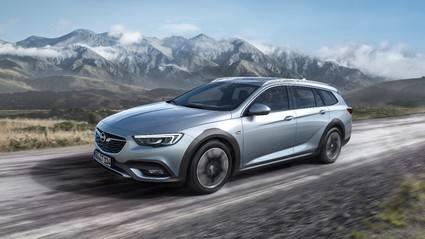 Nuevo Opel Insignia Countrytourer