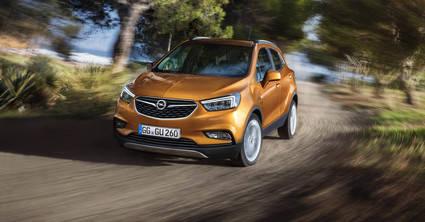 El nuevo Opel Mokka X llega en oto�o