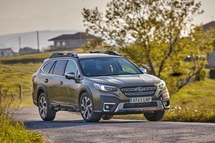 Subaru Outback , ahora con mayor seguridad, confort y calidad de rodadura