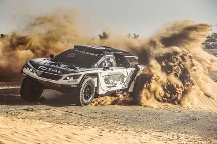 El Peugeot 3008 pasa a la acción