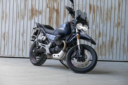 Probamos la Moto Guzzi V85TT, Una moto para viajar con espirito aventurero