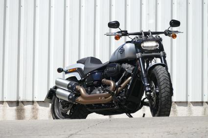Prueba Harley-Davidson Fat Bob 114,