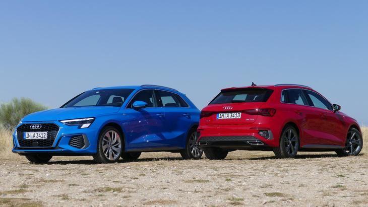 Nuevo Audi A3 Sportback desde 27.770 Euros