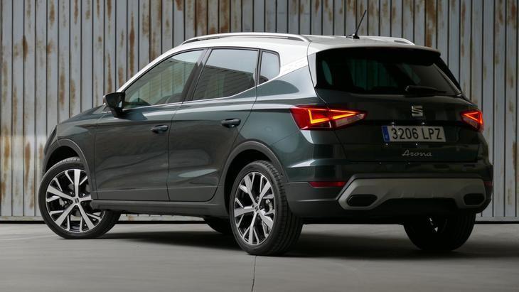 Nuevo SEAT Arona, el lider de ventas se pone al día