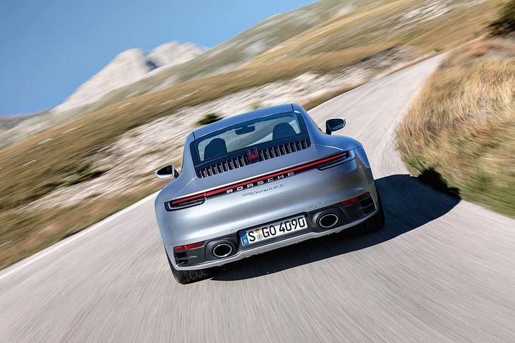 Nuevo Porsche 911