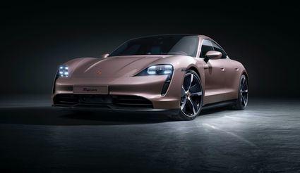 Porsche Taycan en versión eléctrica desde 85.719 euros