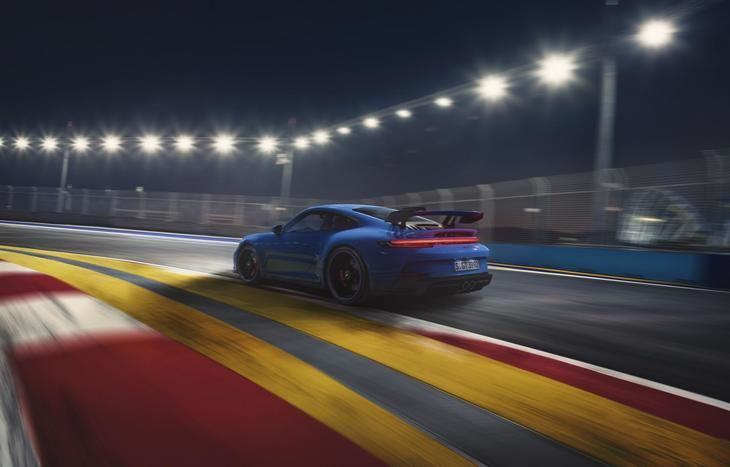 Porsche 911 GT3 un deportivo muy exclusivo desde 192.134 euros
