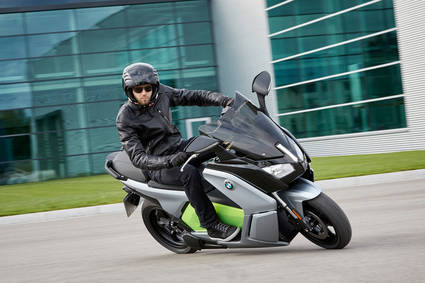 La BMW C evolution se actualiza