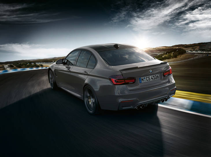 Nuevo BMW M3 CS, con caracter más deportivo