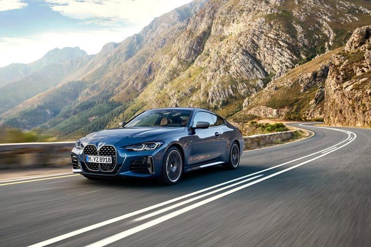 El nuevo BMW Serie 4 Coupé desde 48.400 Euros