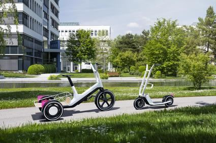 BMW presenta dos nuevos conceptos de movilidad urbana