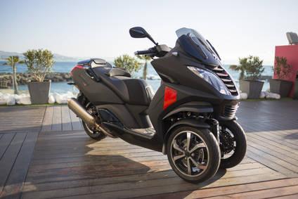 El nuevo Peugeot Metropolis ABS, inicia su comercialización