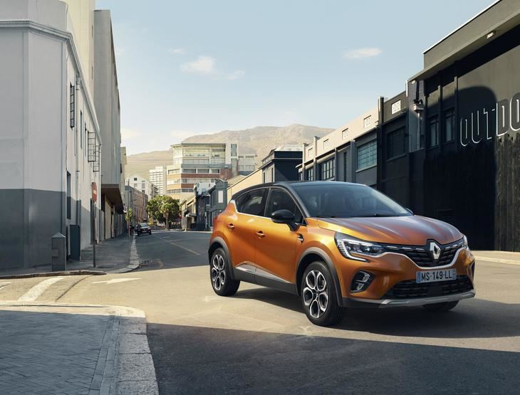 El Renault Captur se reinventa