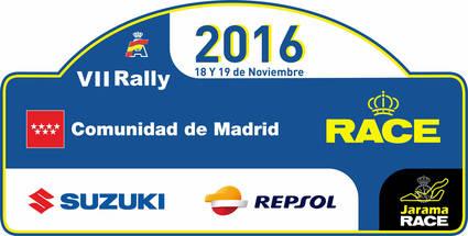 Séptima edición del Rally de la Comunidad de Madrid-Race