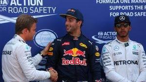 Ricciardo, pole