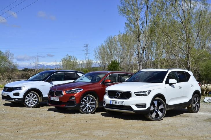Comparativa SUV de entre 20.000 y 35.000 euros
