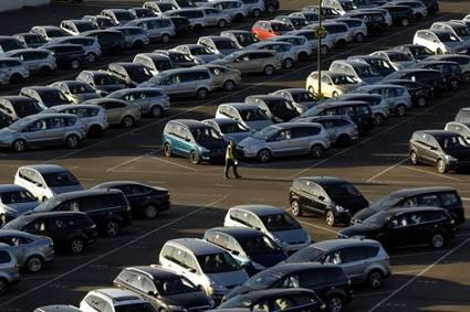 Suben las ventas un 14 por ciento en el mercado europeo