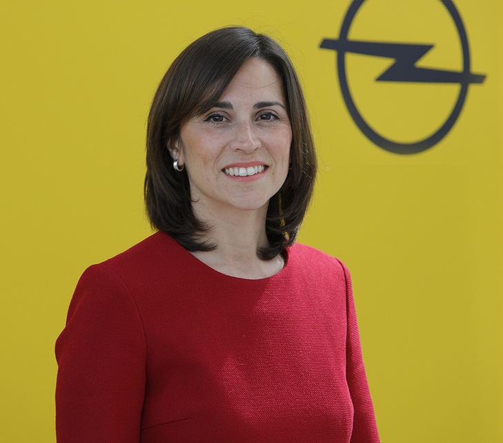 Paula Vicente, nueva directora de Marketing de Opel España