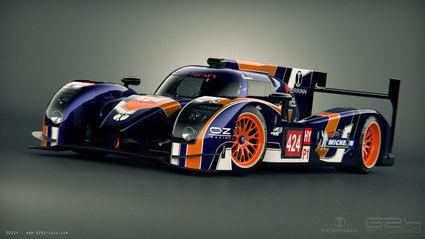 Perrinn quiere correr Le Mans sólo con baterías