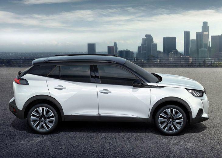 Peugeot 2008 mirando al futuro